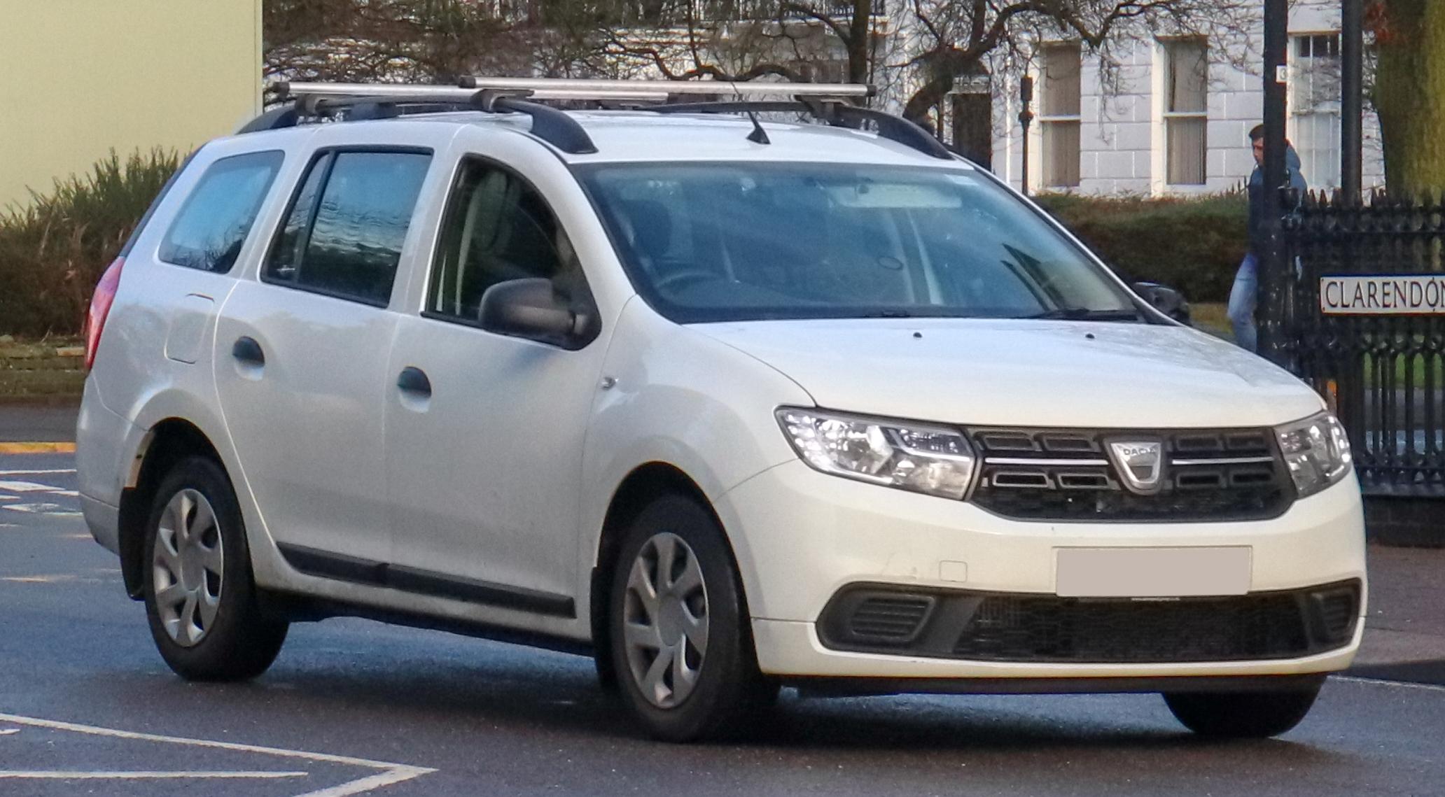 Dacia Logdan MCV